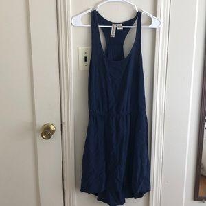 Blue Dress for Summertime